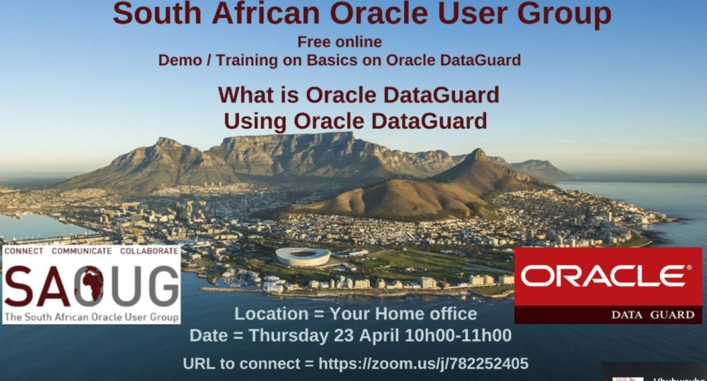 What is and how to Oracle Dataguard